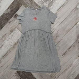 Pinkblush maternity shift dress